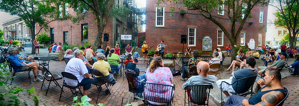 Music in the Park, Joseph McKenney Photography