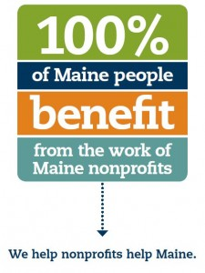we help nonprofits help maine